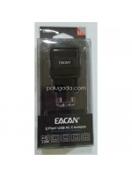 Eacan 2 Port USB AC Charger
