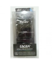 Eacan 4 Port USB AC Charger