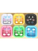 Earphone Fashion Candy (Earphone Kotak)