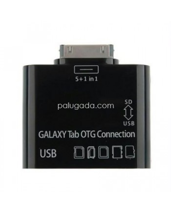 5 in1 Samsung Galaxy Tab OTG & Camera Connection Kit