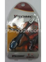 Ysomc SM-069: Single Headset (Headphone + Mic)