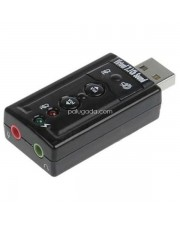 USB Sound Card 7.1