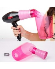 Air Curler - Tabung Hair Dryer Keriting Rambut Alami