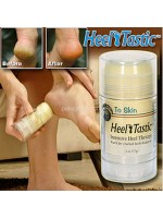 Heel Tastic - Cream Kaki Pecah-Pecah Roll On