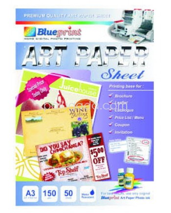 Blueprint AP-A3150 Art Paper Sheet A3