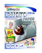Blueprint BP-GPA4190 Polos Photo Paper A4 Anggrek