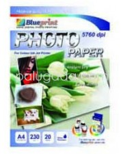 Blueprint BP-GPA4230 Polos Photo Paper A4 230gsm Tulip