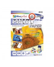 Blueprint BP-GPA4230 Photo Paper A4 230gsm Bunga Matahari