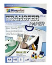 Blueprint BP-TPA4160 : Transfer Paper White A4