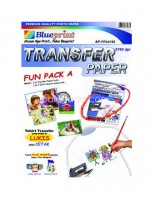 Blueprint BP-FPA4160 Transfer Paper Fun Pack Anak
