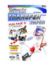 Blueprint BP-FPD4160 Transfer Paper Fun Pack Dewasa