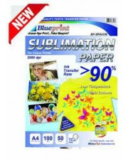 Blueprint Sublimation Paper A4