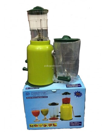 Destec Blender Manual 2 Tabung