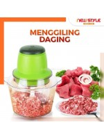 Blender Daging Elektrik - Electric Meat Grinder Food Processor