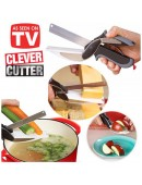 Clever Cutter 2 in 1 Knife Cutting Board