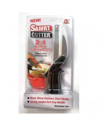 Samrt Cutter 2 in 1 Knife & Cutting Board