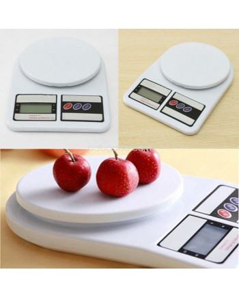 Kitchen Scale - Timbangan Digital 10 Kg