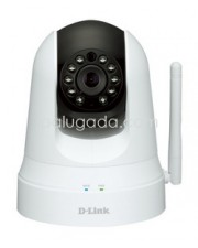 D-LINK DCS-5020L Cloud Wireless PTZ Infrared IP Camera