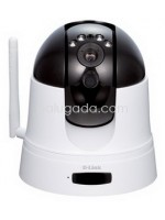 D-LINK DCS-5222L :cloud WiFi N-150 HD PTZ Infrared IP Camera