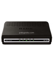 D-LINK DSL-526E : ADSL2+ one port wire combo router