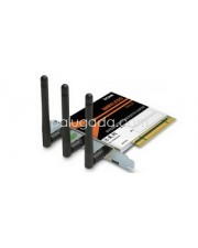 D-LINK DWA-547 : 300/54Mbps Wireless LAN PCI Cardbus Network Adapter