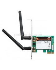 D-LINK DWA-566/SG : 300 Mbps, dual band (2.4/5.0 Ghz) Wireless N LAN PCI Express Network Adapter