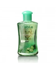 Fable Facial Cleanser Toner Cucumber Refreshing