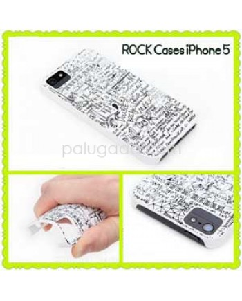 Rock Luxurious Case for Iphone 5