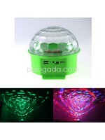 HS-525 FANCY LED DANCING SPEAKER WITH USB