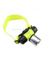 Professional Waterproof Cree Q5 LED Headlamp Headlight for Diving