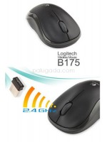 Logitech B175 : Wireless Mouse