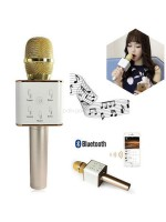 Mic Karaoke Bluetooth Q7 Wireless Microphone Portable Speaker