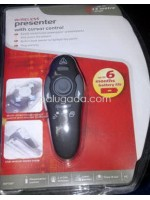 Laser Pointer & Wireless Presenter Mouse