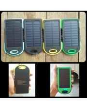 Powerbank Solar 118000 mAh