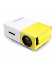 YG300 Mini LED Projector Portable