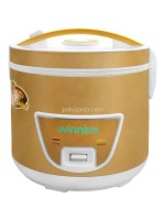 Winnlux AP-R308G Rice Cooker 1.8 Liter Gold
