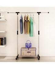 Single Rod Rack - Rak Gantungan Baju