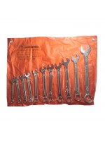 Diamond Kunci Ring Pas 11 Pcs 8-24 mm Combination Spanner Set