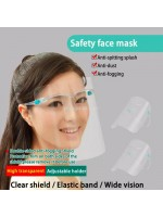 Faceshield Kacamata Face Shield Mika Tebal