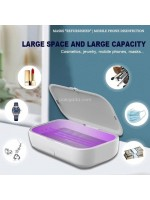 LFX-168 Wireless Charger Multifunctional Disinfection Box