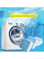 Tablet Pembersih Mesin Cuci - Deep Cleaning Washing Machine