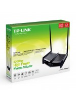 TP-LINK TL-WR841HP : 300Mbps High Power Wireless N Router