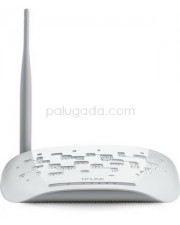 TP-LINK TD-W8151N : ADSL Wireless Modem Router 1 Port 150 Mbps