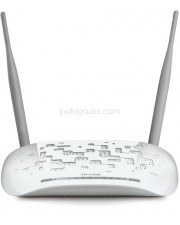 TP-LINK TD-W8961ND : 300Mbps Wireless N ADSL2+ Modem Router