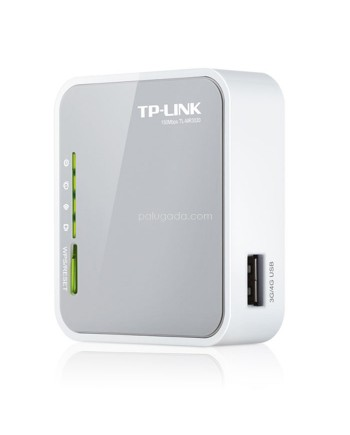 TP-LINK TL-MR3020 Portable 3G 4G Wireless N Router