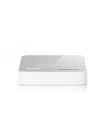 TP-LINK TL-SF1005D : 5-Port 10/100Mbps Desktop Switch