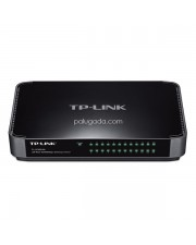 TP-LINK TL-SF1024M : 24-Port 10/100Mbps Desktop Switch