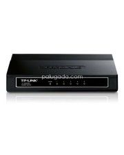 TP-LINK TL-SG1005D: 5-Port Gigabit Desktop Switch