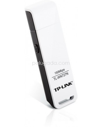 TP-LINK TL-WN727N : 150Mbps Wireless N USB Adapter