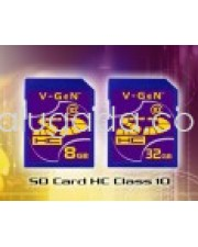 V-Gen SD Card HC Turbo (Class 10)